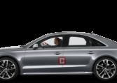 Audi A8 Chauffeur Car Hire Dubai