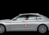 BMW 530 Li Chauffeur Car Hire Dubai