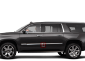 Cadillac Escalade ESV Chauffeur Car Hire