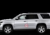 Chevrolet Tahoe Chauffeur Car Hire Dubai