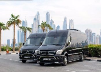 Luxury Van Rental Service Dubai