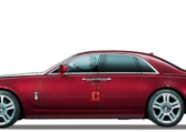Rolls Royce Ghost Chauffeur Car Hire Dubai