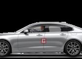 Volvo S 90 Chauffeur Car Hire Dubai