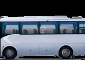 Chauffeur Driven30 Seater Luxury Bus in Dubai