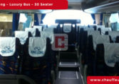 Rent 30-Seater-luxury-Bus with Driver in Dubai