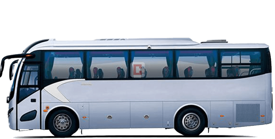Chauffeur Driven 30 Seater Luxury Bus in Dubai