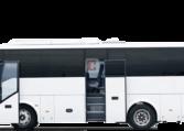 Chauffeur Driven35-Seater-Luxury-Bus in Dubai
