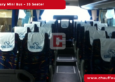 Rent 35 Seater Luxury Bus with Driver in Dubai