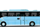 Rent 40-Seater-Luxury-Bus with Driver in Dubai