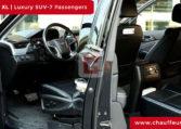 Chauffeur DrivenGMC Yukon XL in Dubai
