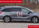 Hire Honda Odyssey with Driver in Dubai