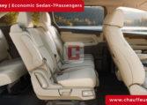 Honda Odyssey with Driver in Dubai