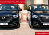 Rent Hyundai H1 with Driver in Dubai