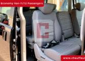 Chauffeur DrivenHyundai H1 in Dubai