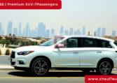 Rent Infinity QX 60 in Dubai