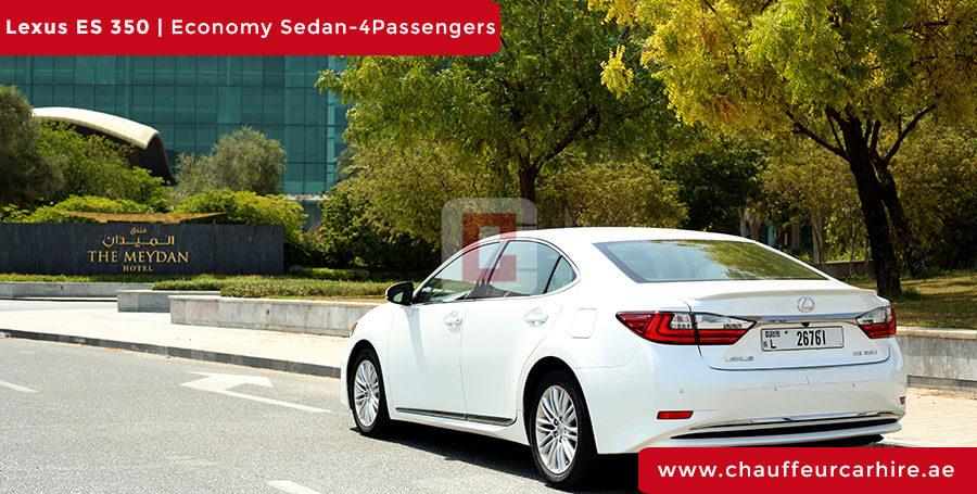 Hire Lexus ES 350 in Dubai