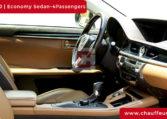 Lexus ES 350 Chauffeur Car Hire Dubai