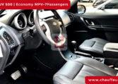 Chauffeur DrivenMahindra XUV 500 in Dubai