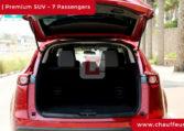 Hire Mazda CX 9 with Driver in Dubai