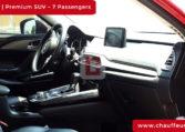 Chauffeur DrivenMazda CX 9 in Dubai