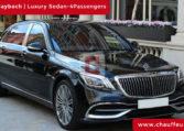 Chauffeur DrivenMercedes Maybach in Dubai