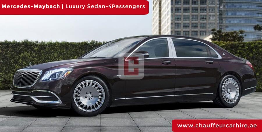 Hire Mercedes Maybach in Dubai