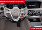 Hire Mercedes Maybach with Driver in Dubai