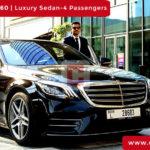 Chauffeur DrivenMercedes S 450 / S 560 in Dubai
