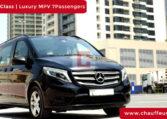 Mercedes V Class Chauffeur Car Hire Dubai