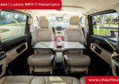 Mercedes Viano Chauffeur Car Hire Dubai