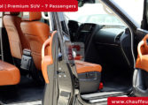 Hire Nissan Patrol with Driver in Dubai