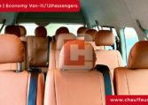 Toyota Hiace Chauffeur Car Hire Dubai