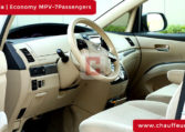 Rent Toyota Previa with Driver in Dubai