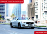 Rent Volvo S 90 with Driver in Dubai