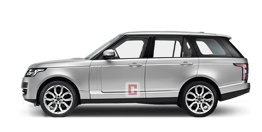 Range Rover Vogue Chauffeur Car Hire Dubai