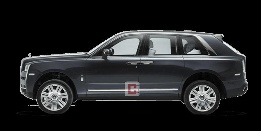Rolls Royce Cullinan Chauffeur Car Hire Dubai