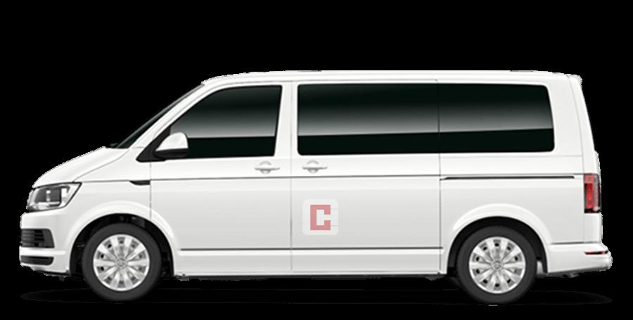 Volkswagen Multivan Chauffeur Car Hire Dubai